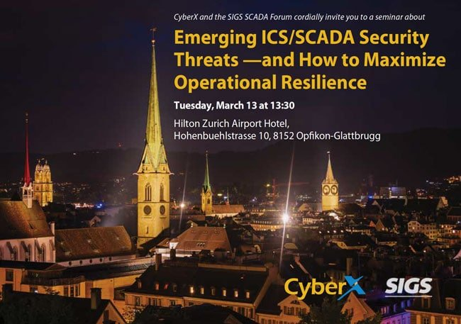 Emerging ICS/SCADA Security Threats — and How to Maximize Operational Resilience
