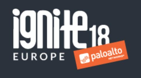 Ignite '18 Europe Security Conference